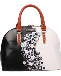 Nicole Lee - Haider Cascading Flowers Dome Bag - Lyst