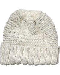 San Diego Hat Company - Eyelash Knit Beanie With Metallic Yarn Knh3600 - Lyst