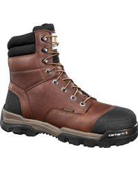 "Carhartt - Cme8355 Energy 8"" Composite Toe Work Boot - Lyst"