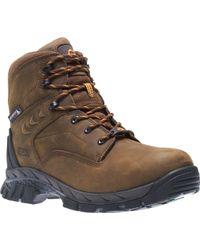 Wolverine - Glacier Ice 6'' 400g Waterproof Composite Toe Work Boots - Lyst
