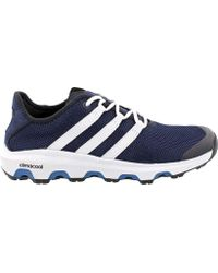 Lyst - Adidas Terrex Climacool Voyager Hiking Shoe in Blue for Men a872dc00e
