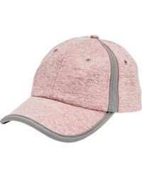 d5cb02a0ac368 San Diego Hat Company - Polyester Heathered Performance Ball Cap Ocw4701 -  Lyst