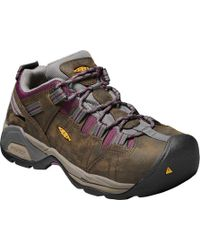 Keen Utility - Detroit Xt Soft Toe Waterproof Work Shoe - Lyst