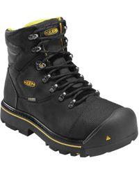 Keen Utility - Men's Milwaukee Wp Work Boots - Lyst