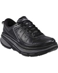 Hoka One One - Bondi 4 Ltr Road Running Shoe - Lyst