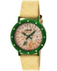 Crayo - Slice Of Time Ladies Quartz Watch - Lyst