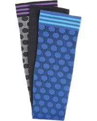 Comfortiva - Sporty Dot 12-14 Mmhg Graduated Compression Sock - Lyst