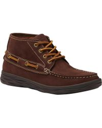 Eastland - Boothbay Moc Toe Ankle Boot - Lyst