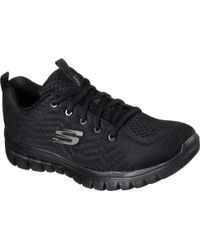 Skechers - Graceful Get Connected Trainer - Lyst