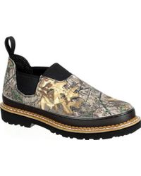 Georgia Boot - Gb00298 Georgia Giant Realtree Xtra Romeo Shoe - Lyst