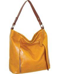 34cd28b520b4 Lyst - Nino Bossi Pandora Leather Shoulder Bag