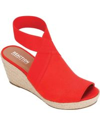 Kenneth Cole Reaction - Carrie Wedge Espadrille - Lyst