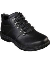Skechers - Relaxed Fit Segment Venaro Boot - Lyst