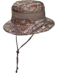 6c867afc Lyst - Stetson Stc293 Bucket Hat for Men