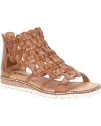 22fdd698f959 Pikolinos - Alcudia Open Toe Sandal W1l-8845 - Lyst