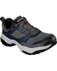 Discount Get To Buy Cheap Official Site Skechers GOwalk Mantra Ultra Reload Walking Shoe(Men's) -Charcoal/Black Classic For Sale Buy Online Outlet drA3xGHUn