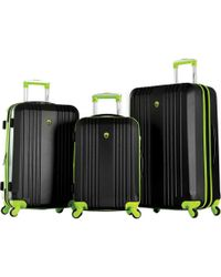 Olympia - Apache Ii 3-piece Expandable Hardcase Spinner Set - Lyst