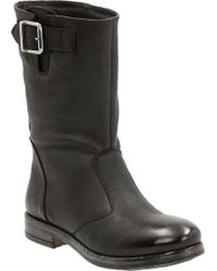Clarks - Sicilly Day Mid Calf Boot - Lyst