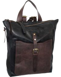 Nino Bossi - Shea Leather Backpack - Lyst