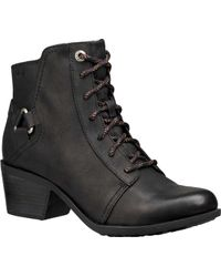 Teva - Foxy Wp Lace Up Harness Boot - Lyst