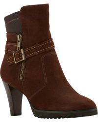 Walking Cradles - Tacoma Bootie - Lyst