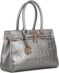 Nicole Lee - Yasmin Engraved Handbag - Lyst
