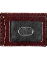 Johnston & Murphy - Rfid 3 Card Weekender Case - Lyst