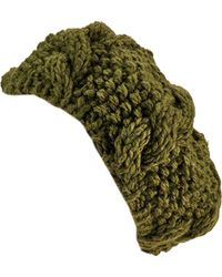 San Diego Hat Company | Crochet Knit Cable Beret Knh3473 | Lyst