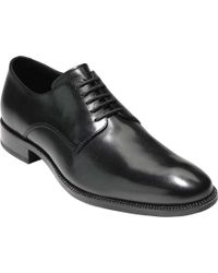 Cole Haan - Williams Postman Ii Plain Toe Derby - Lyst