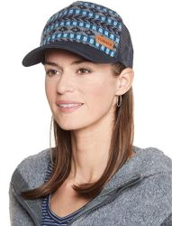 Toad&Co - Fairisle Trucker Hat - Lyst