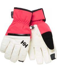 Helly Hansen - Alphelia Warm Ht Glove - Lyst