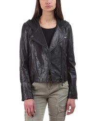 Mackage - Keegan Moto Leather Jacket - Lyst