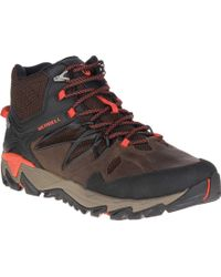 Merrell - All Out Blaze 2 Mid Waterproof Boot - Lyst