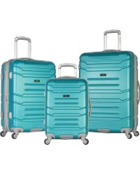 Olympia - Monarch 3-piece Expandable Hardcase Spinner Set - Lyst