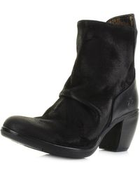 Fly London - Hota Ankle Boots - Lyst