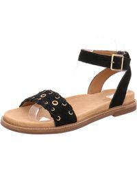 52143952fccf14 Clarks - Wo Heeled Sandals Black Corsio Amelia - Lyst