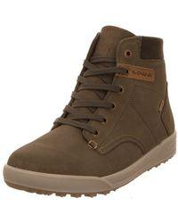 Lowa Lace-up Boots Grey 410552/0937 - Gray