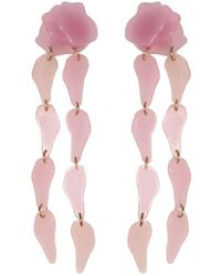 Lele Sadoughi - Rose Hip Wisteria Earrings - Lyst
