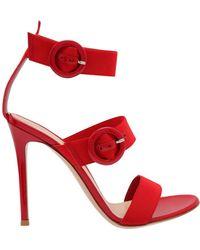 Gianvito Rossi - Rya Multi Strap Sandal - Lyst
