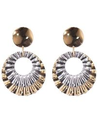 Isabel Marant - Gold Big Hurt Earrings - Lyst