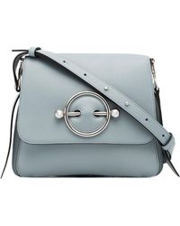 JW Anderson - Ice Blue Disc Bag - Lyst
