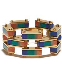 Lele Sadoughi - Garden Fence Bracelet - Lyst