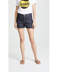 A.P.C. - High Standard Shorts - Lyst