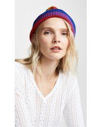 Marc Jacobs - Stripe Hat - Lyst
