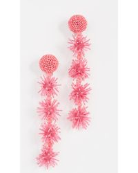 Sachin & Babi - Sparklers Clip On Earrings - Lyst