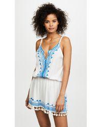 Tiare Hawaii - Suntide Mini Dress - Lyst