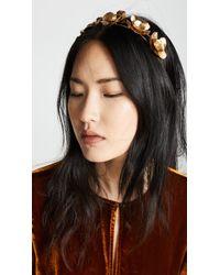Jennifer Behr - Juniper Circlet Headband - Lyst