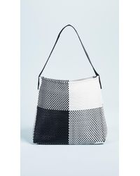 Truss - Medium Handwoven Shoulder Bag - Lyst