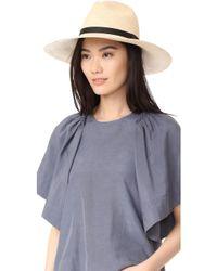 Artesano - Clasico Wide Brim Hat - Lyst