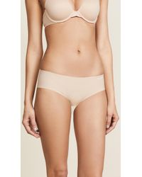Calvin Klein - Invisibles Hipster Panties - Lyst